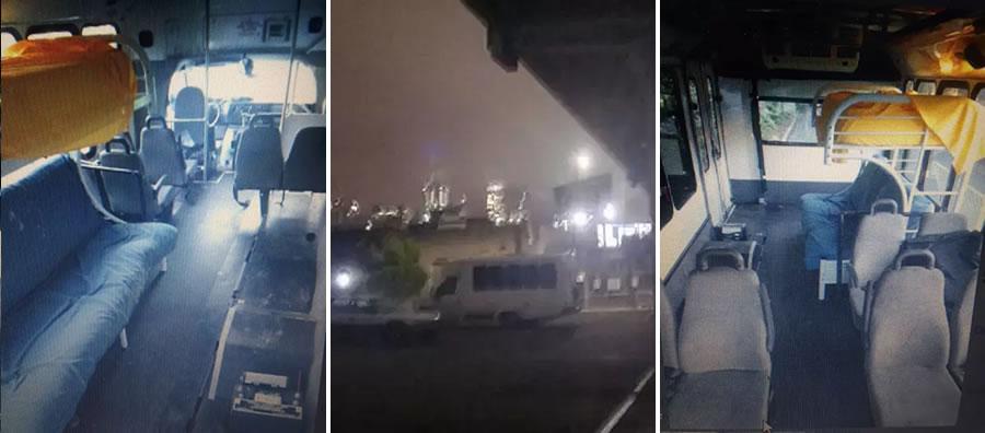 Beware the Stinky Airbnb Bus/Van in San Francisco