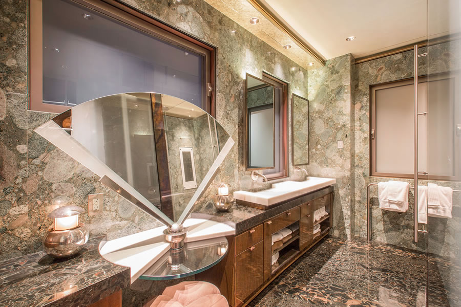 947 Green Street #6 - Master Bath