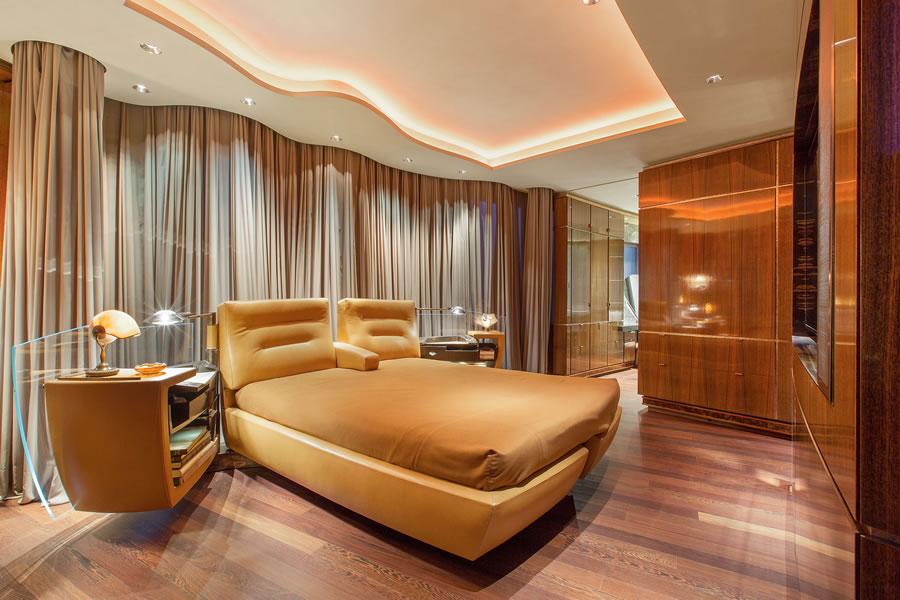 947 Green Street #6 - Master Bedroom Reverse