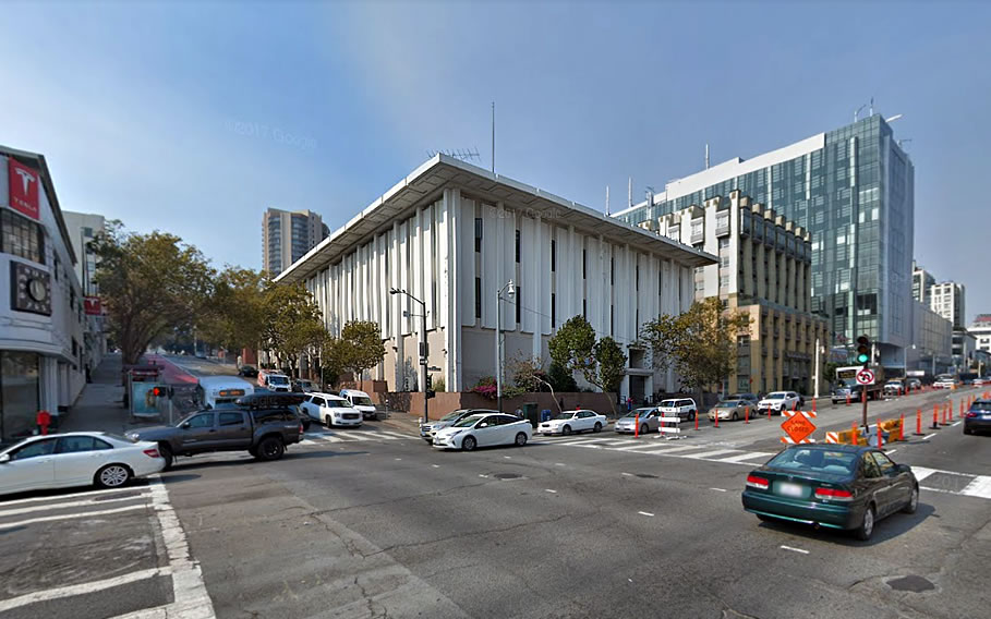 New Plans for Prominent Van Ness Corridor Site Progress