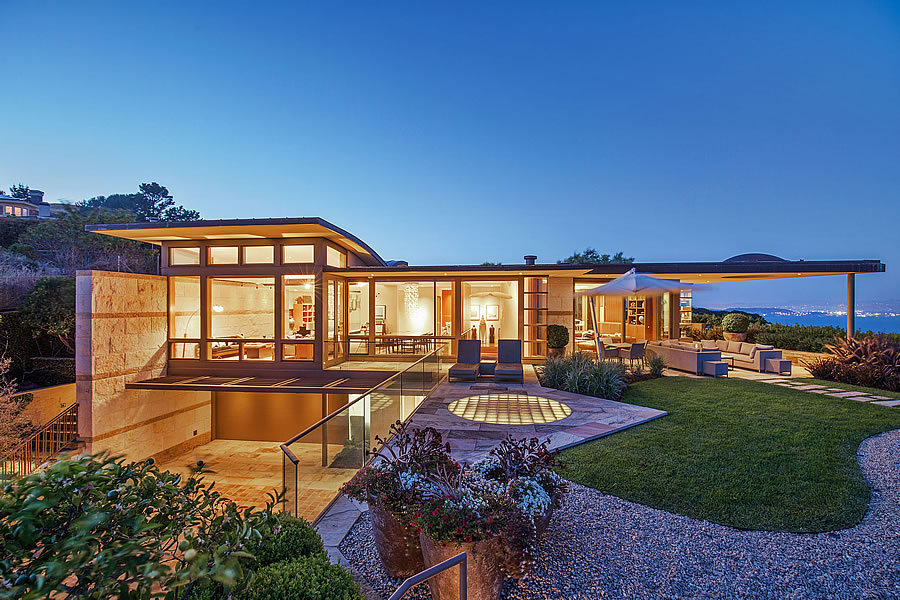 Modern $10M Tiburon Home Now Listed at a Loss