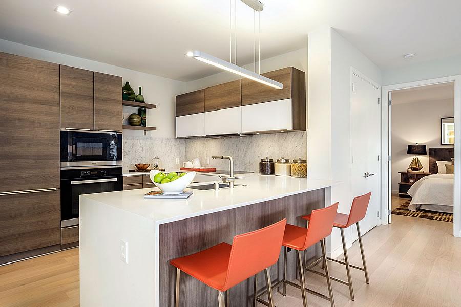 3590 20th Street #205 Kitchen
