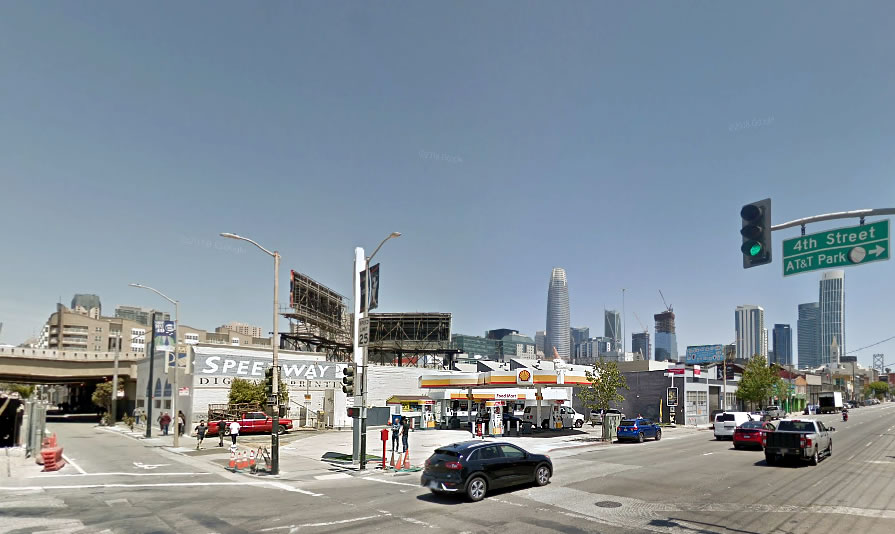 Bonus Plans for Central SoMa Gas Station Site (And More)
