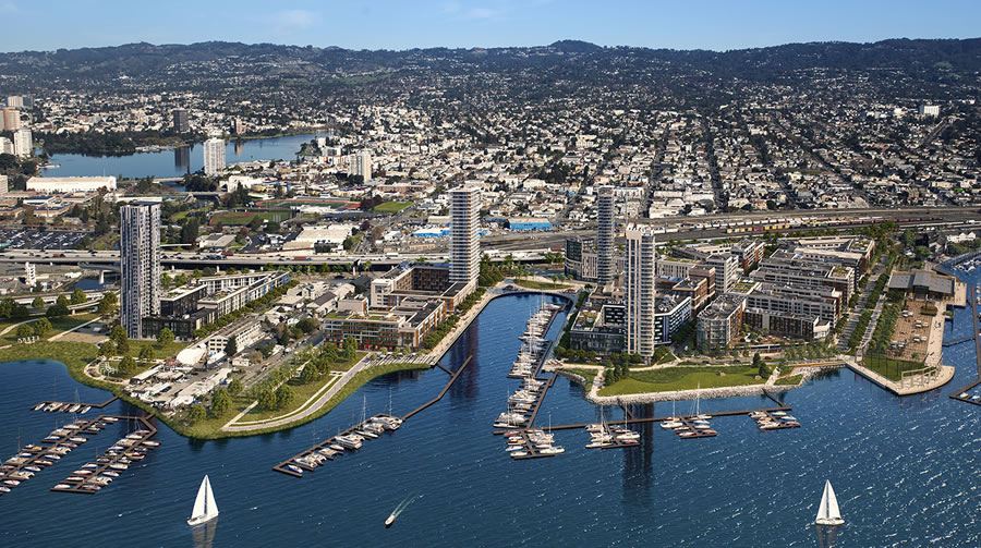 More Density and Time for Brooklyn Basin Development as Proposed