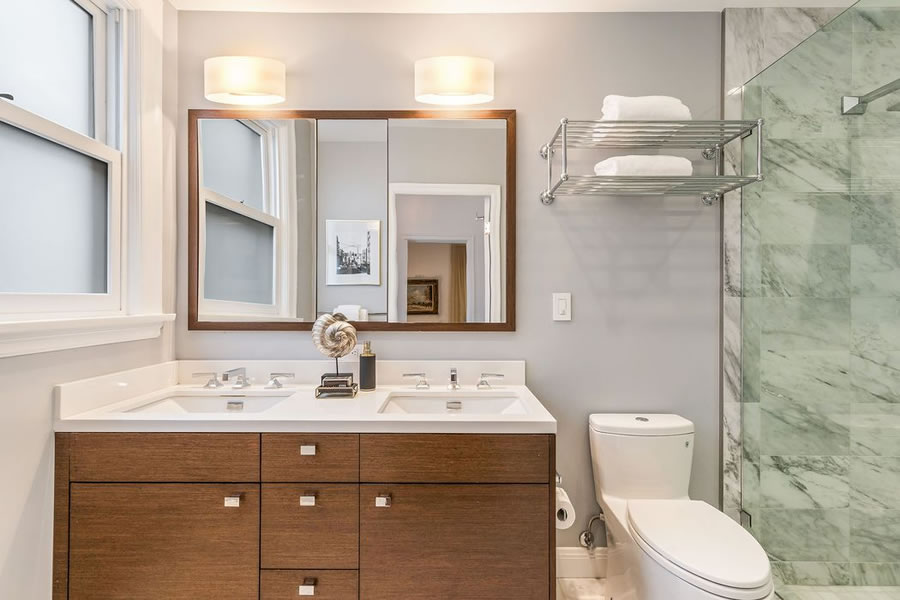 1100 Sacramento Street #208 - Bathroom