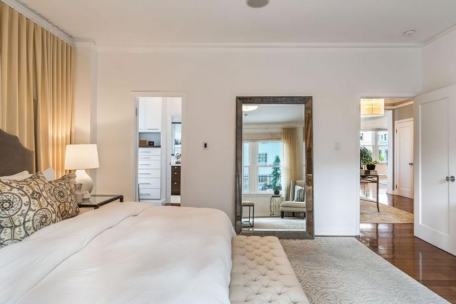 1100 Sacramento Street #208 - Bedroom Reverse