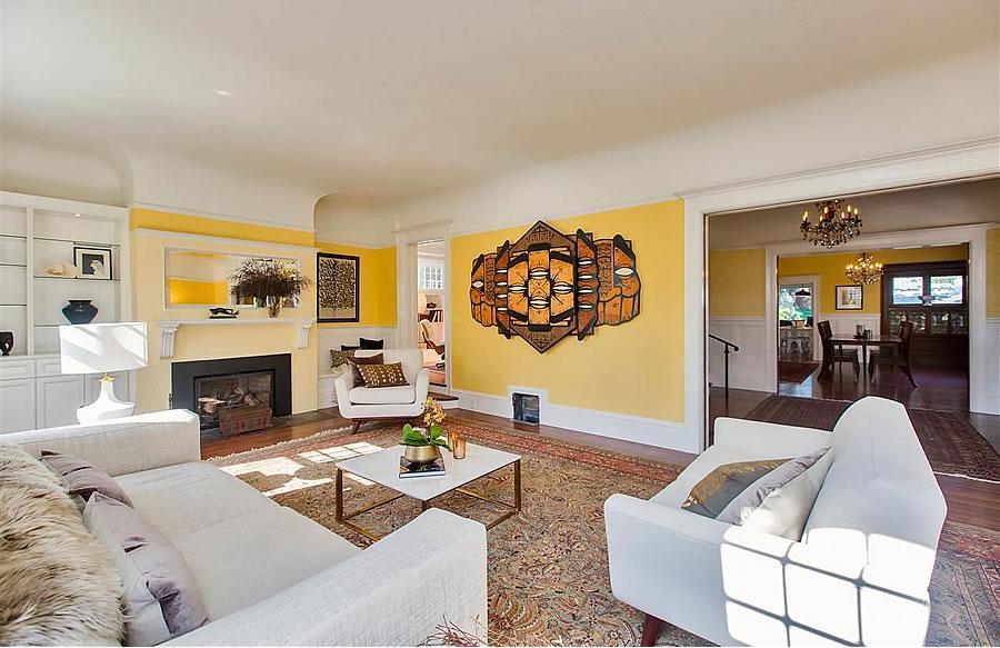 1405 San Antonio Avenue 2018 - Living