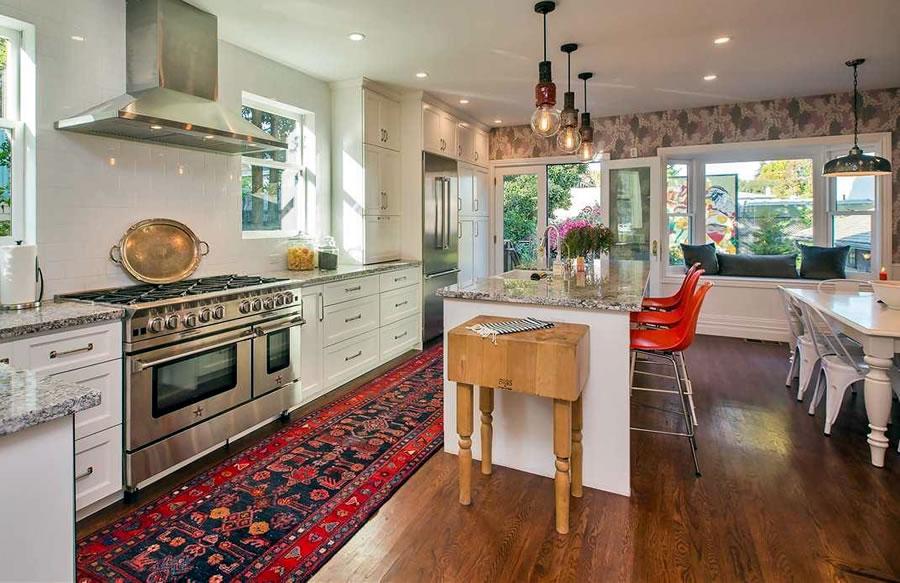 1405 San Antonio Avenue Kitchen After