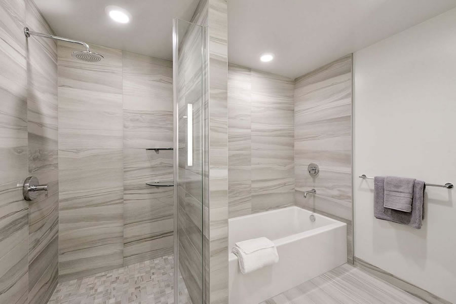 201 Folsom Street #16C - Bathroom