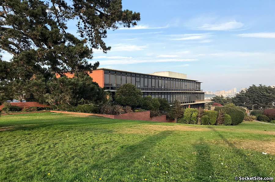 SocketSite™ | UCSF Campus Deemed Historic but Developers Have a Plan