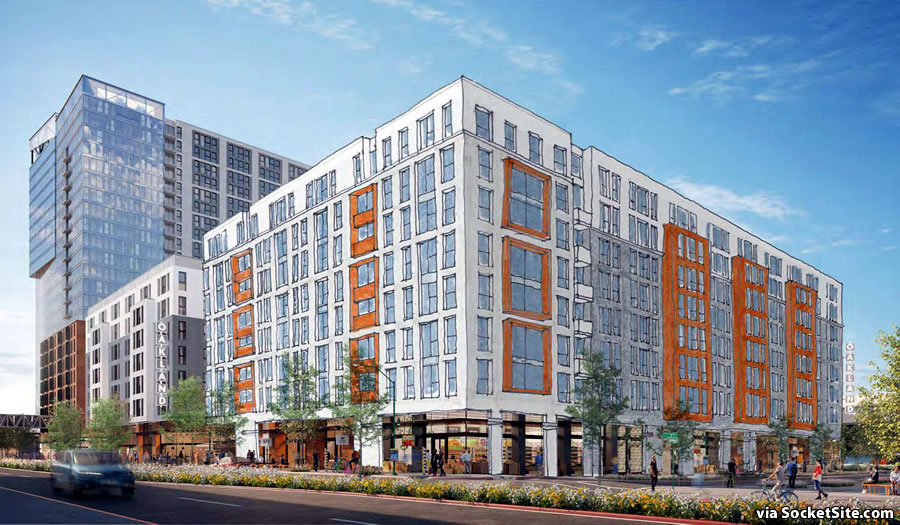 Closer to Fine (But Not Quite) for Supersized West Oakland Project