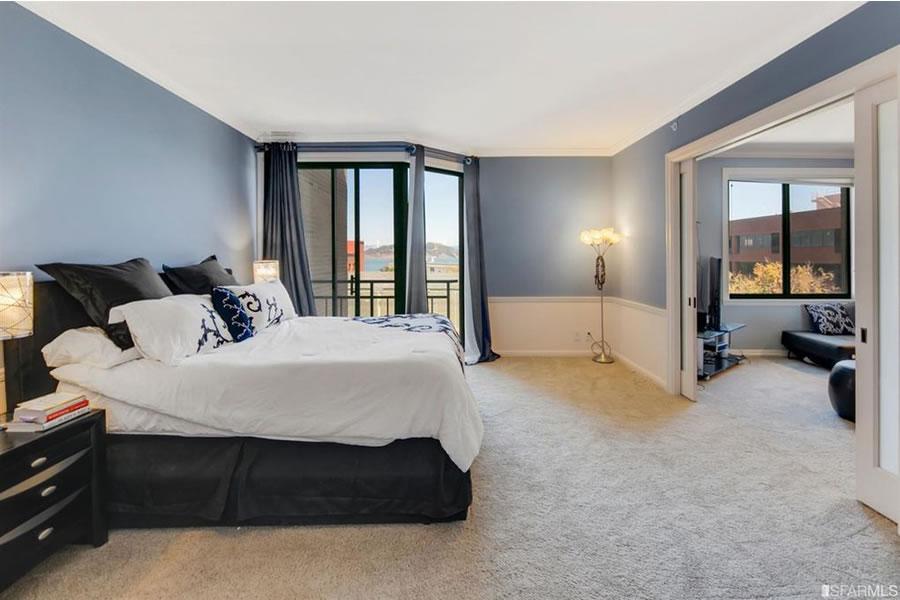 101 Lombard Street #314E - Bedroom