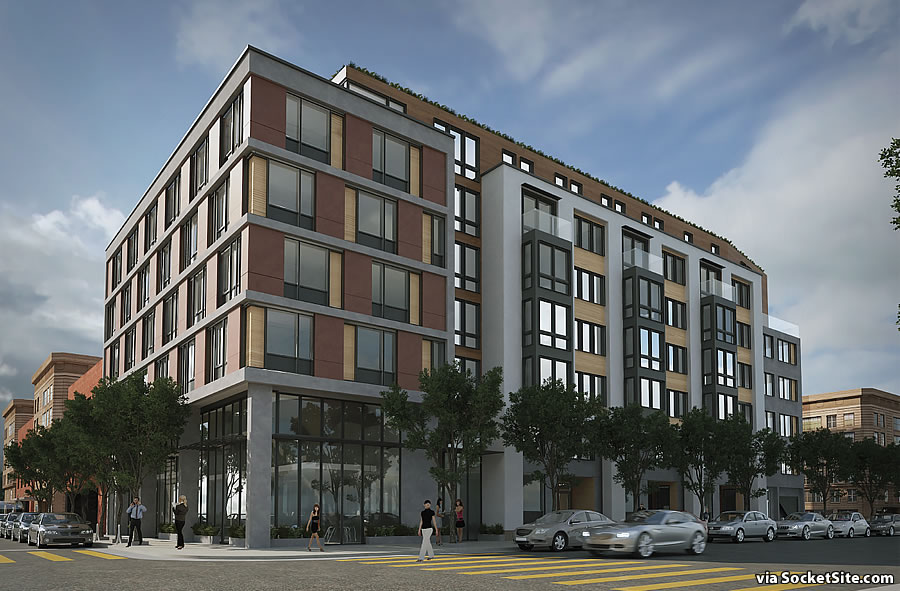 Folsom Street Development and Its Shadow Closer to Reality