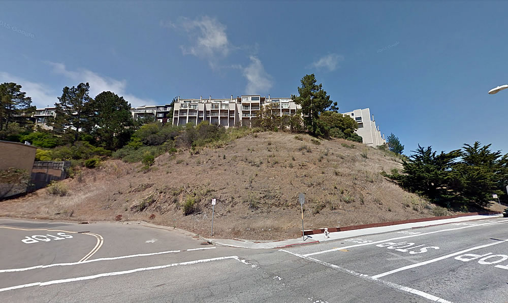 Another Hillside in San Francisco Is Now in Play