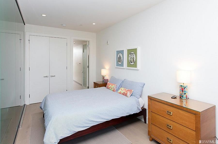 1875 Mission Street #411 Bedroom 2