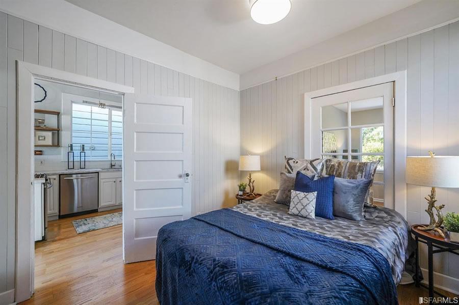 430 Nevada Street - Bedroom