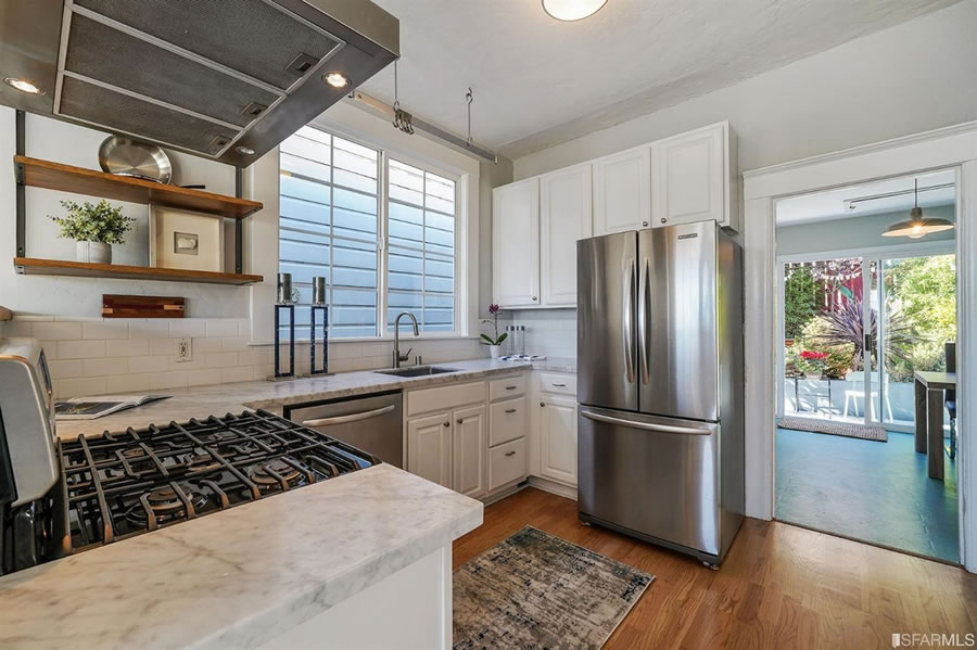 430 Nevada Street - Kitchen