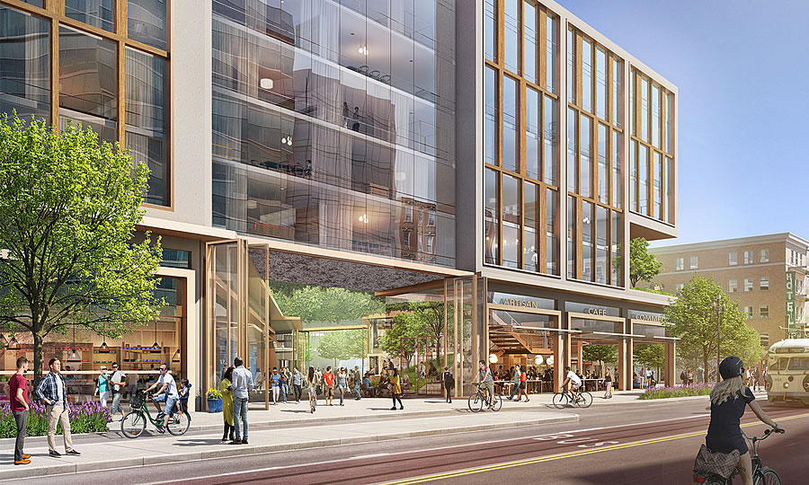 10 South Van Ness Rendering 2018 - Retail