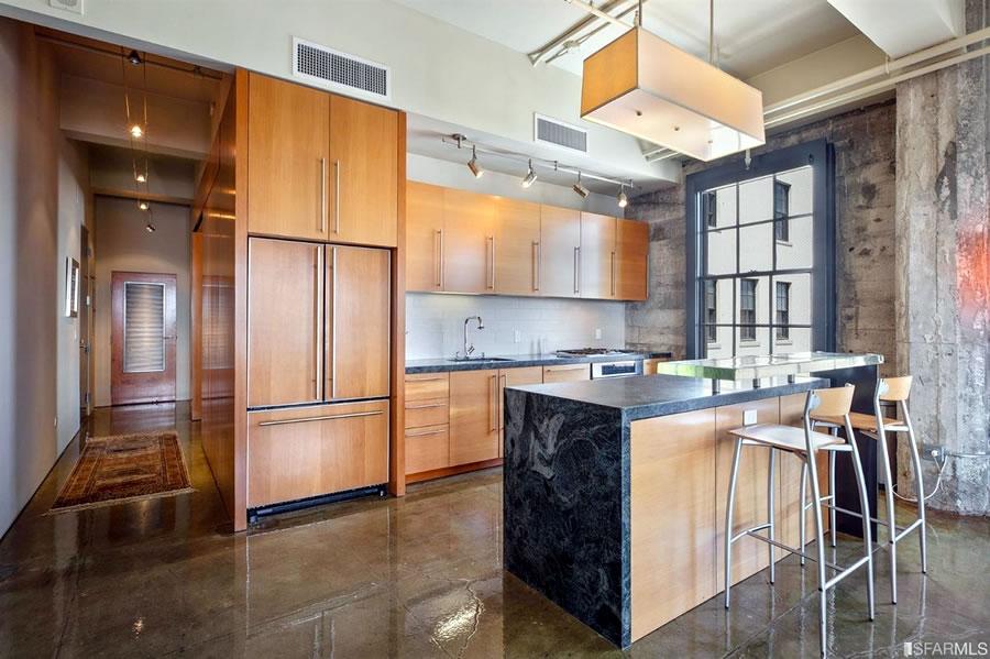 2 Mint Plaza #902 - Kitchen