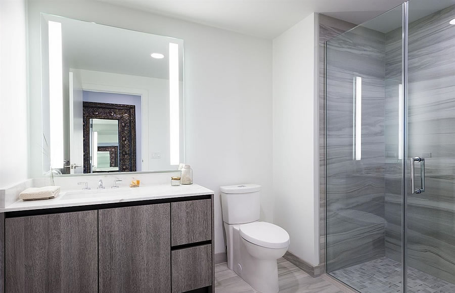201 Folsom Street #18D - Bathroom