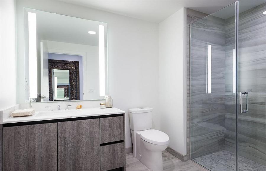 201 Folsom Street #18D - Bathroom