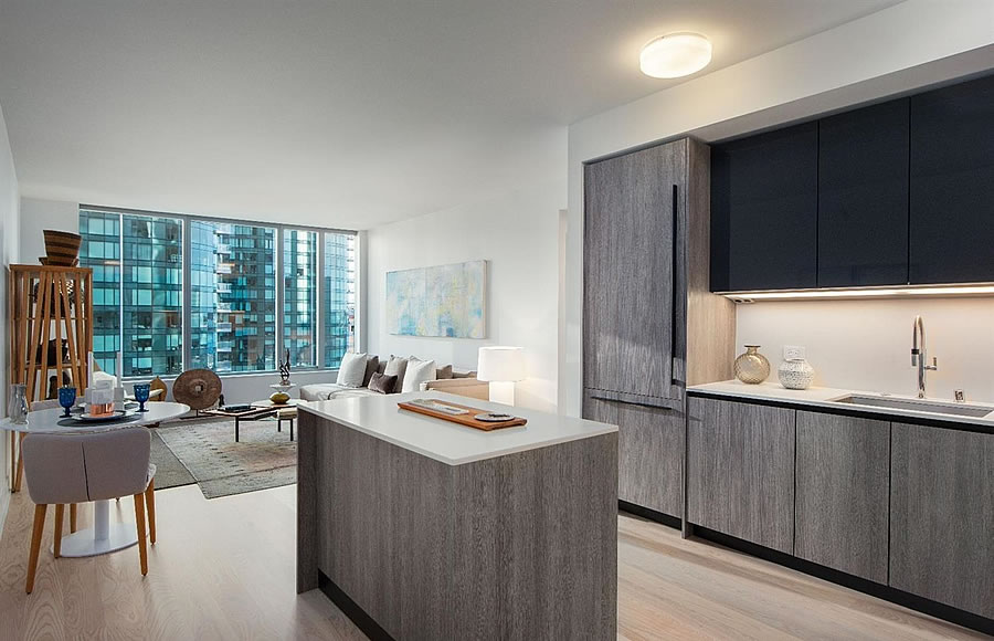 Price Cuts for 'Rarely Available,' yet Almost New, One-Bedroom
