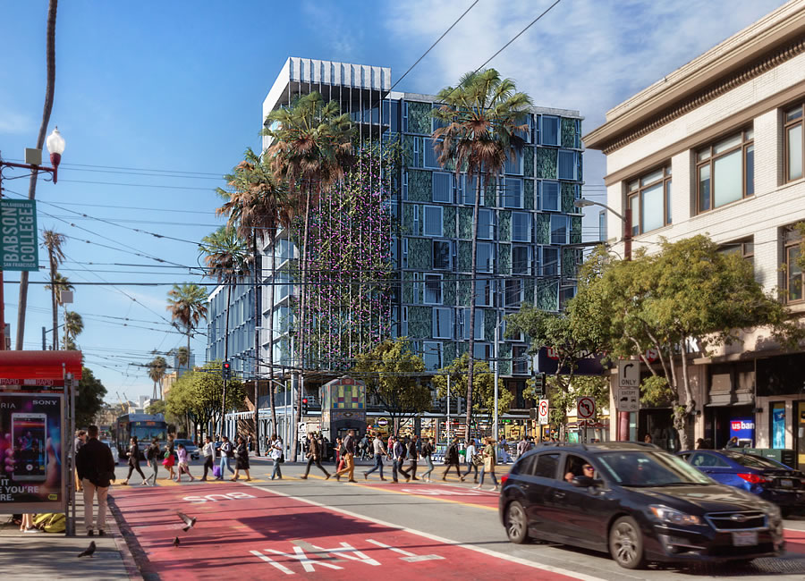 1979 Mission Street Rendering 2019