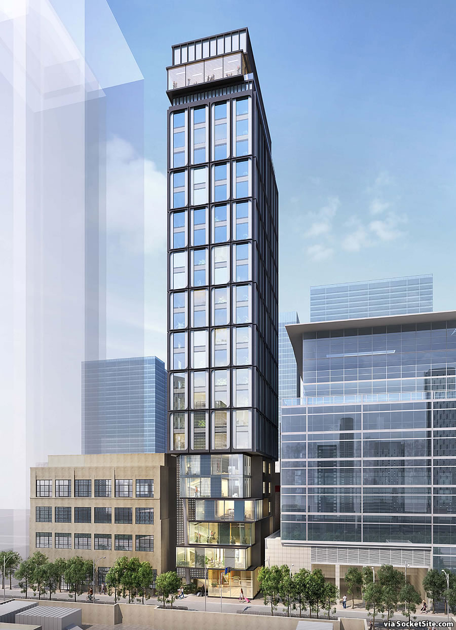 No Major Red Flags for Proposed Tower of Micro Rooms