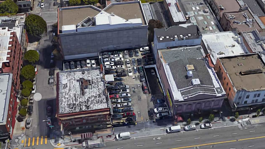 425 Broadway Site Aerial