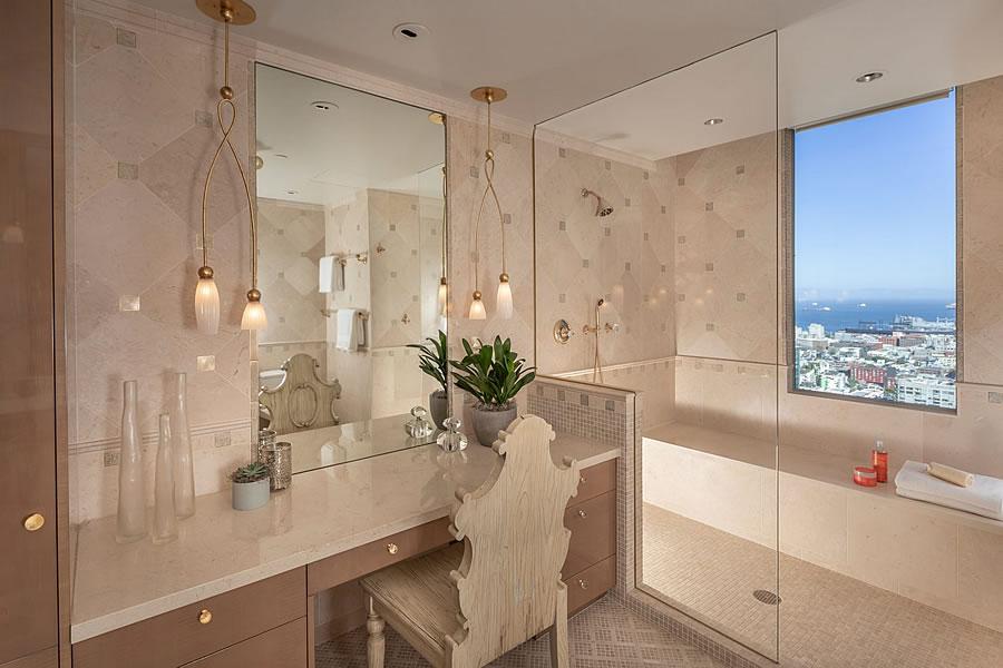 765 Market Penthouse #2A Master Bath