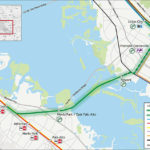 Proposed Timeline and Route for New Rail Line over the Bay