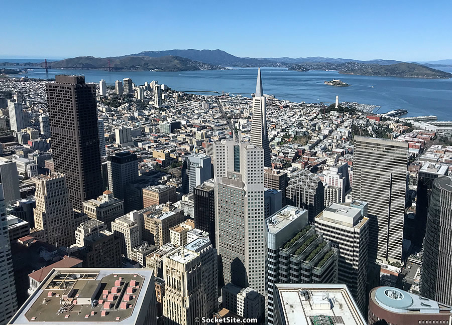 Rents in S.F Continue To Drop, Now Down Over 20% From Peak