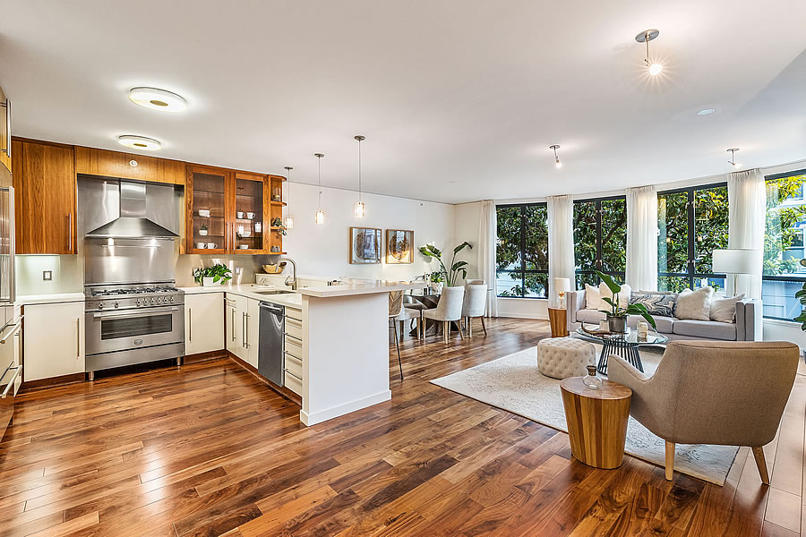 1536 Pacific Avenue #1 Dining