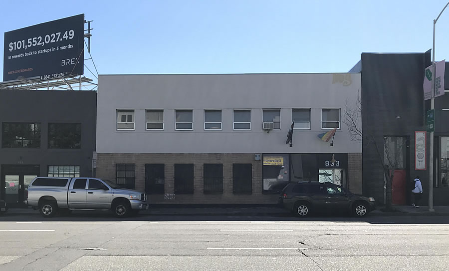 Home of the Largest Sex Club in SF on the Market in SoMa