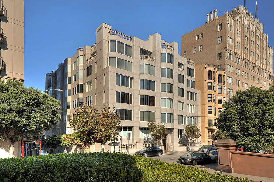 Previously Flipped Nob Hill Condo Now Listed at a Loss