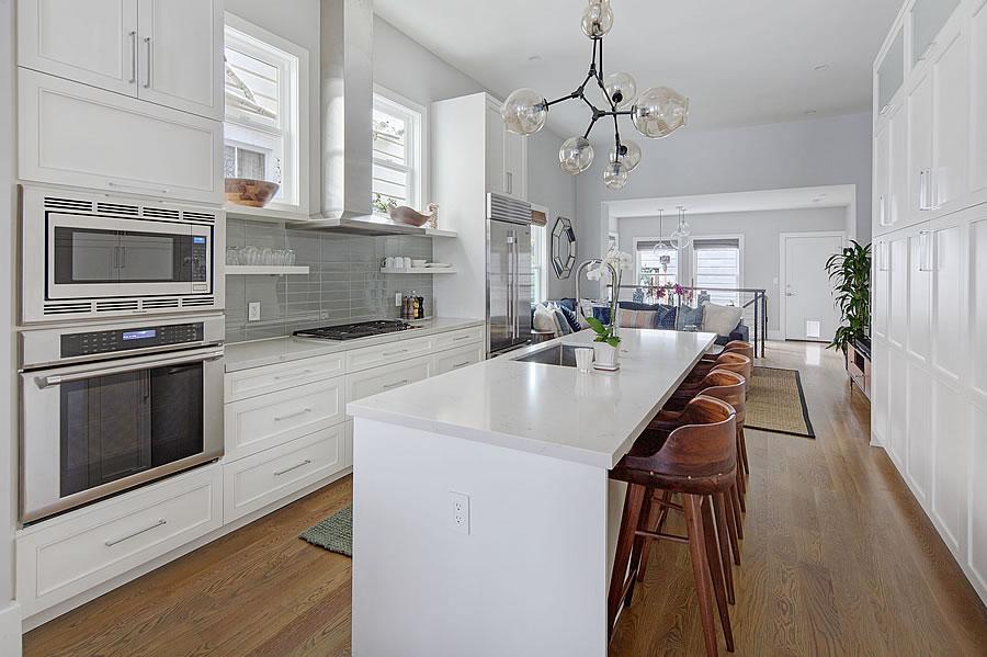 2385 Bush Street Kitchen