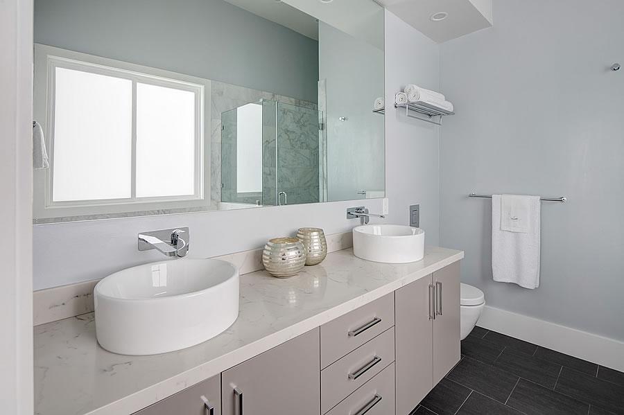 2385 Bush Street Master Bath Sinks