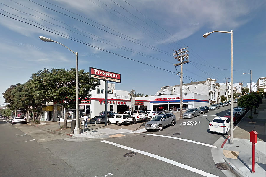 Bonus Plans for Building Up Geary Boulevard