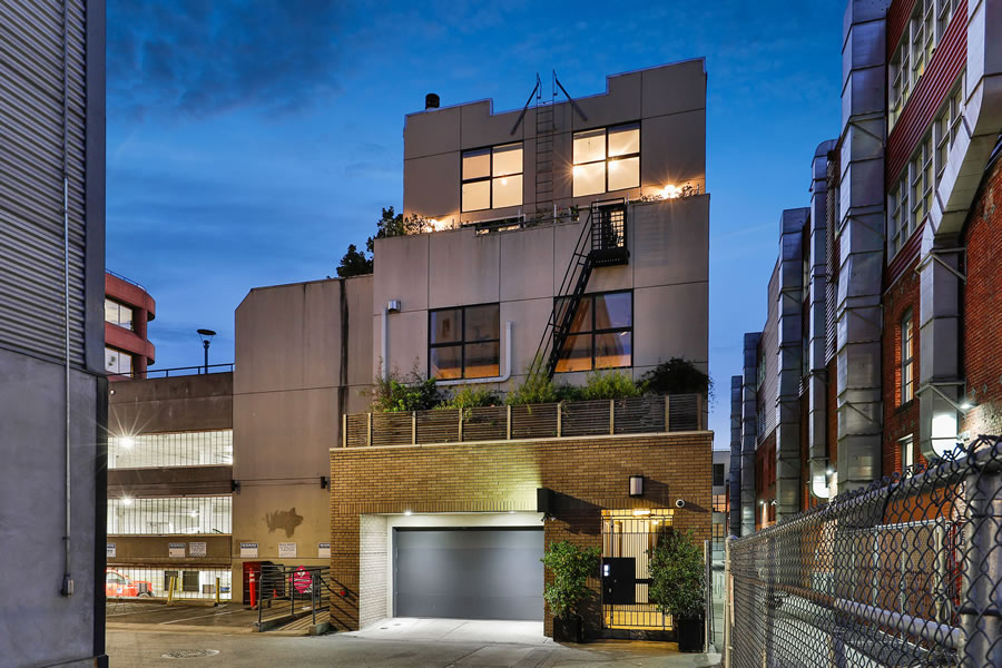 Lusk Street Penthouse Loft Fetches its 2015 Price
