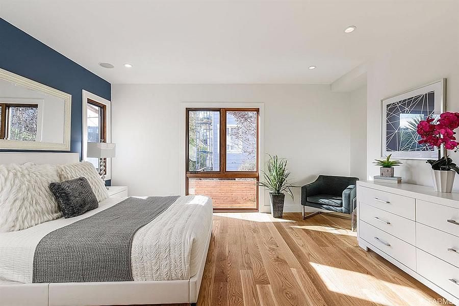478 Anderson Street - Bedroom