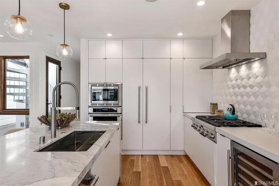 478 Anderson Street - Kitchen