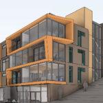 Modern Bayview Development on the Boards