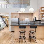 Appreciation for a Historic Heublein Building Loft