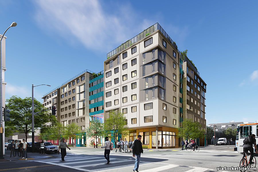 Affordable Units about to Rise on Previously Prohibited Site