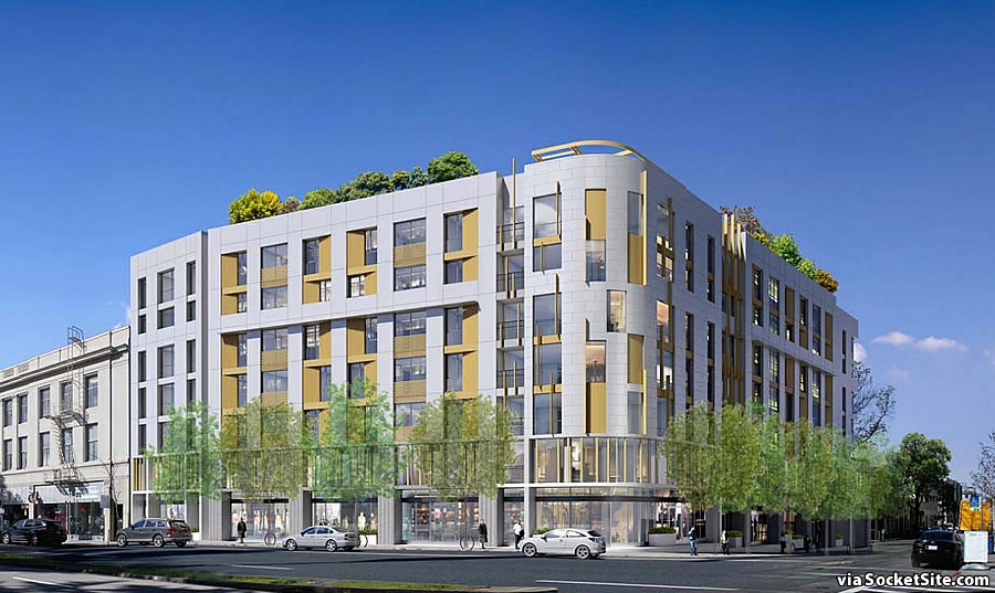 Refined Plans for an Important Berkeley Infill Site