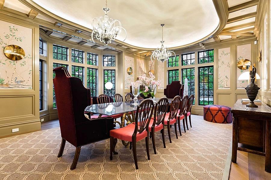 369 Churchill Avenue Dining