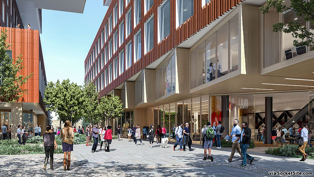 598 Brannan Rendering 2019 - Alley