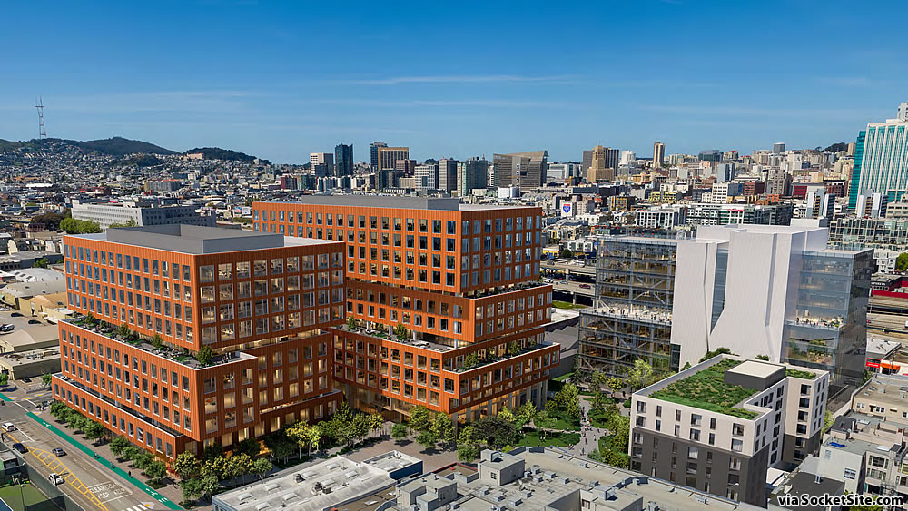 598 Brannan Rendering 2019 - Rear