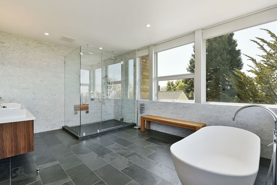 6226 Acacia Avenue - Master Shower