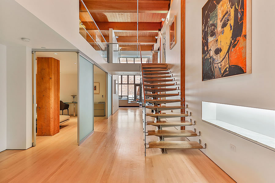 High-End Loft Fetches 15 Percent Over Its 2015 Price
